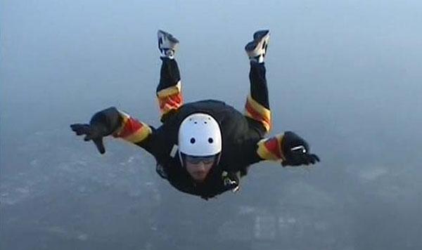 Enrico Luciolli Free Fly
