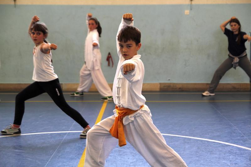 Corsi per bambini Verona (arti marziali)