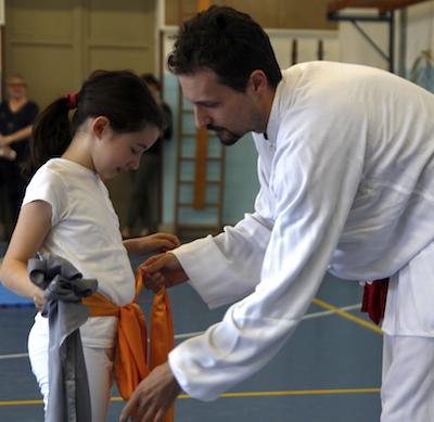 esami kung fu bambini Verona