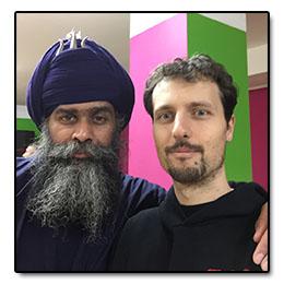 Gurudev Nihang Nidar Singh - Luciolli
