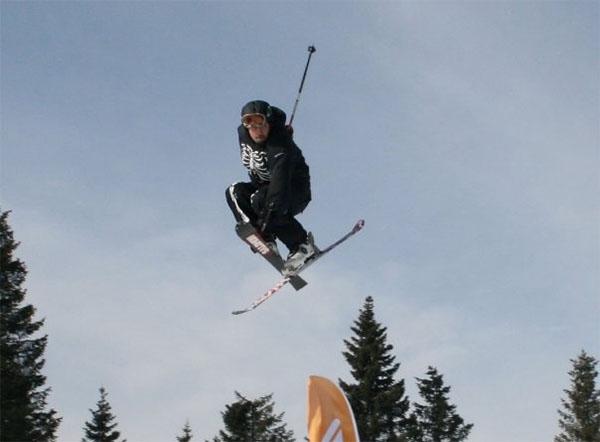Enrico Luciolli Ski-freestyle 720
