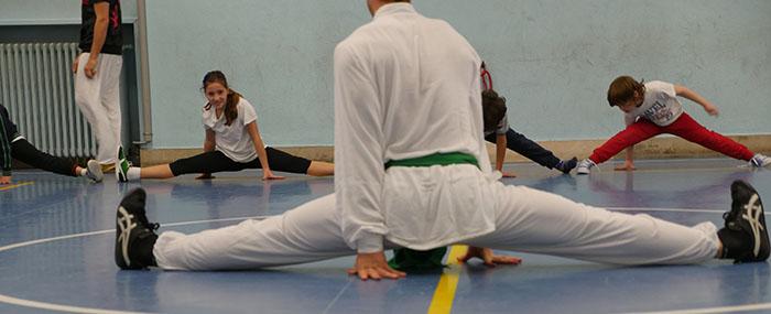 Kung Fu Shaolin Bambini