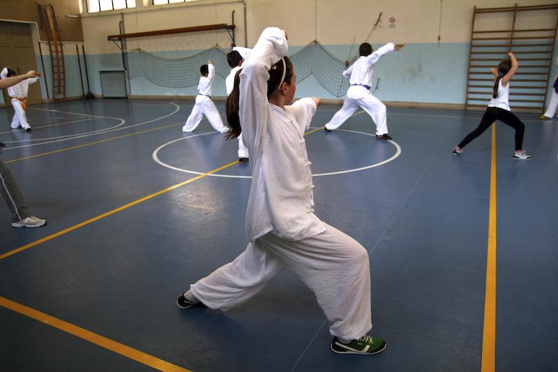 Corsi di arti marziali per bambini Verona